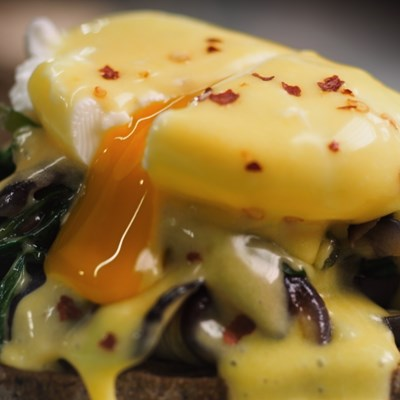 Ultimate Eggs Florentine