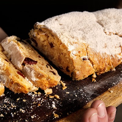 Marco Mellies' German Stollen Cake